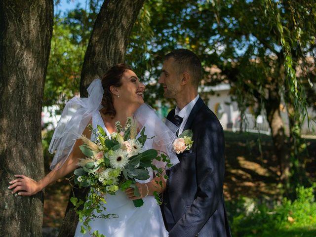 Le mariage de Aurelie  et Florian