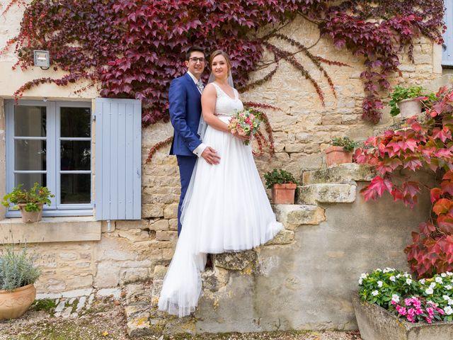 Le mariage de Guillaume et Margaux à Bessines, Deux-Sèvres 30