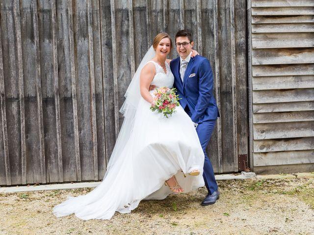 Le mariage de Guillaume et Margaux à Bessines, Deux-Sèvres 34