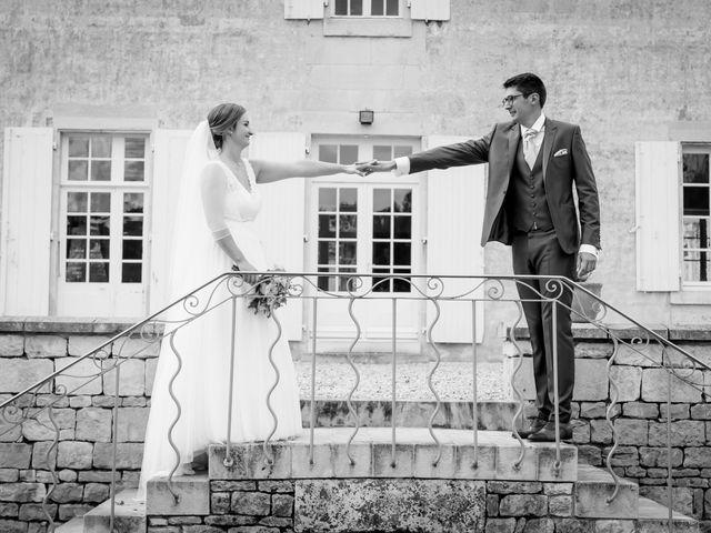 Le mariage de Guillaume et Margaux à Bessines, Deux-Sèvres 35