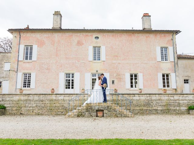 Le mariage de Guillaume et Margaux à Bessines, Deux-Sèvres 36