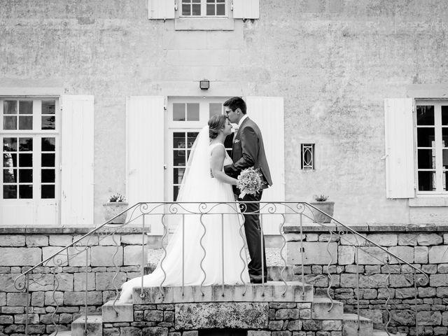 Le mariage de Guillaume et Margaux à Bessines, Deux-Sèvres 37
