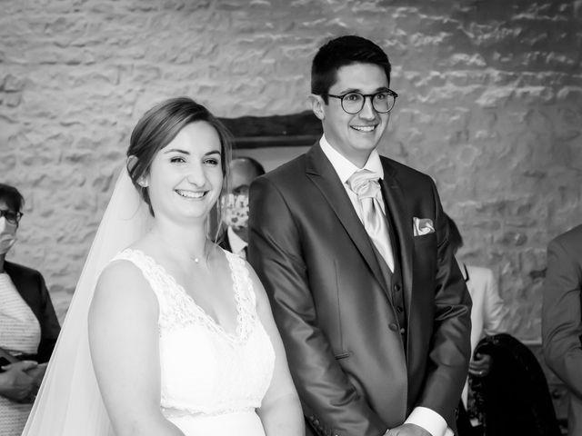 Le mariage de Guillaume et Margaux à Bessines, Deux-Sèvres 43