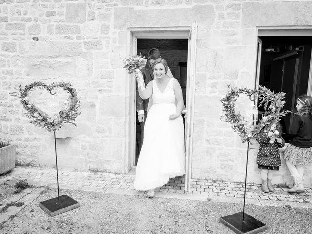 Le mariage de Guillaume et Margaux à Bessines, Deux-Sèvres 45