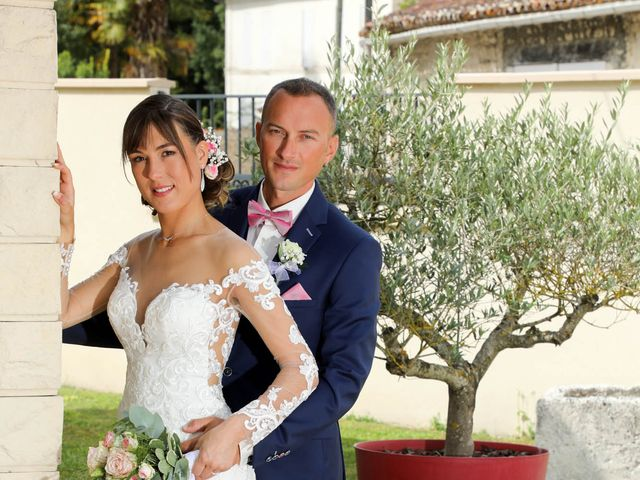 Le mariage de Yoann et Charlène à Archiac, Charente Maritime 4