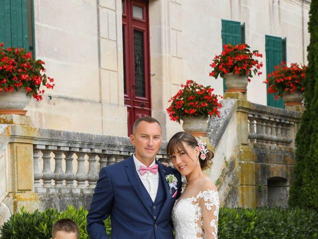 Le mariage de Yoann et Charlène à Archiac, Charente Maritime 5