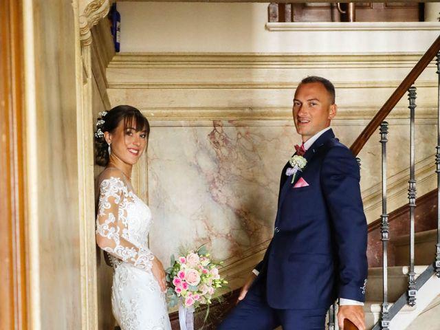 Le mariage de Yoann et Charlène à Archiac, Charente Maritime 11