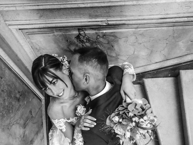 Le mariage de Yoann et Charlène à Archiac, Charente Maritime 1