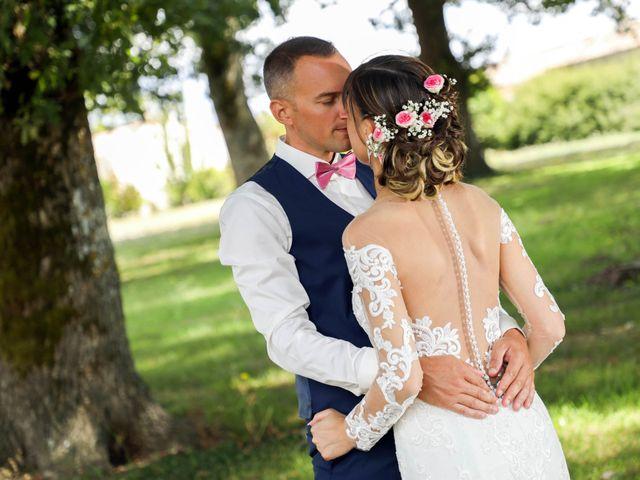 Le mariage de Yoann et Charlène à Archiac, Charente Maritime 19