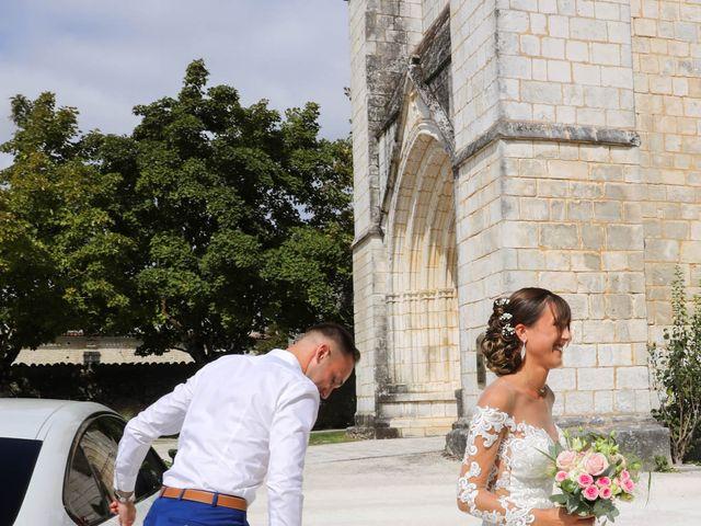 Le mariage de Yoann et Charlène à Archiac, Charente Maritime 25