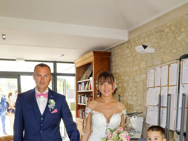 Le mariage de Yoann et Charlène à Archiac, Charente Maritime 26