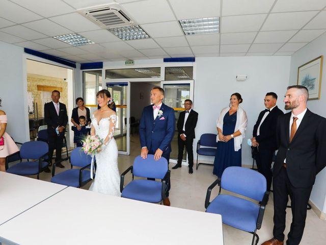 Le mariage de Yoann et Charlène à Archiac, Charente Maritime 27