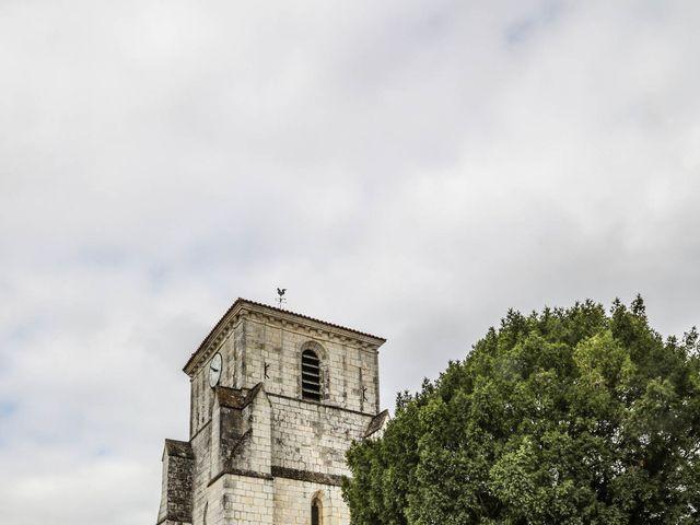 Le mariage de Yoann et Charlène à Archiac, Charente Maritime 32