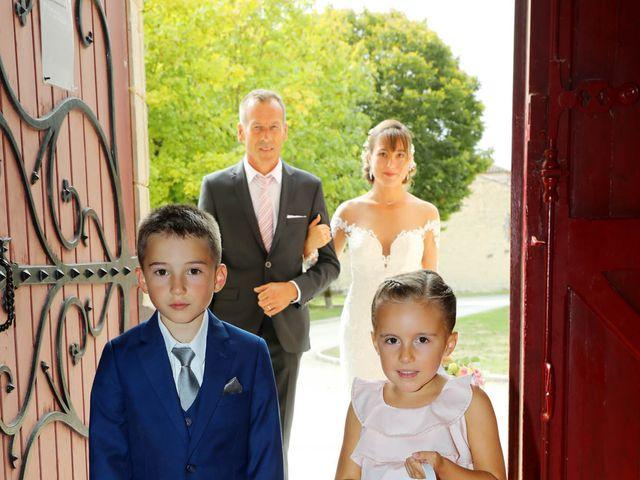 Le mariage de Yoann et Charlène à Archiac, Charente Maritime 34