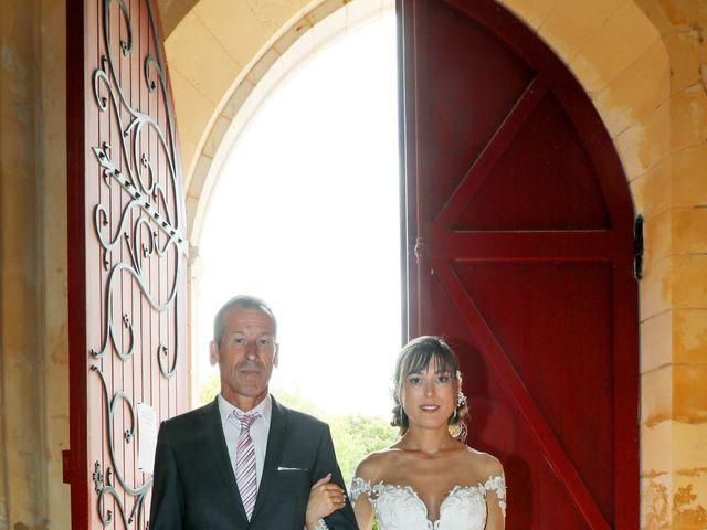 Le mariage de Yoann et Charlène à Archiac, Charente Maritime 35