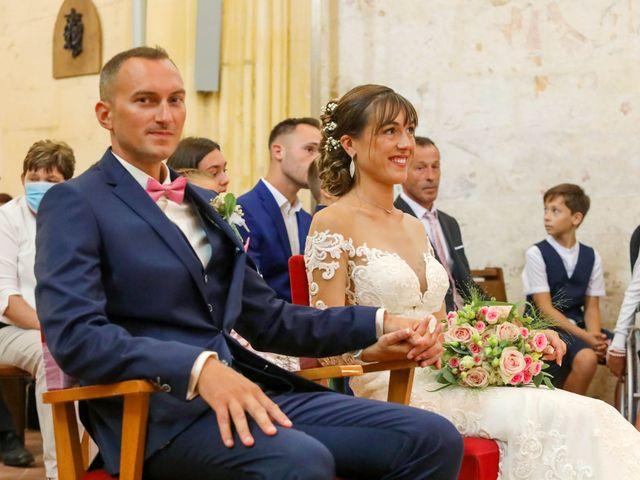 Le mariage de Yoann et Charlène à Archiac, Charente Maritime 37