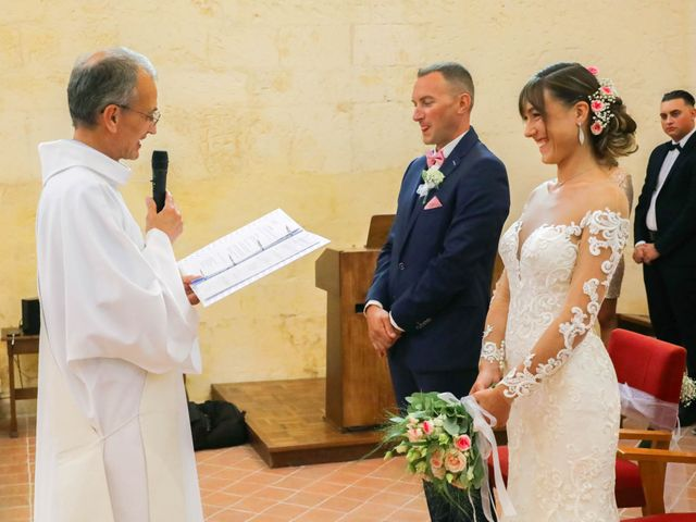 Le mariage de Yoann et Charlène à Archiac, Charente Maritime 39