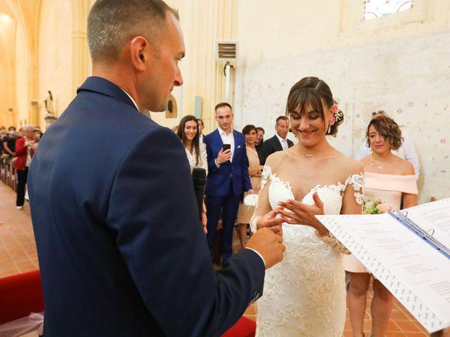 Le mariage de Yoann et Charlène à Archiac, Charente Maritime 41