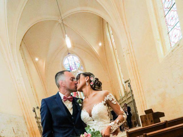 Le mariage de Yoann et Charlène à Archiac, Charente Maritime 47