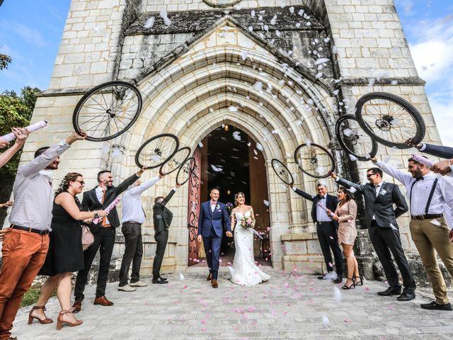 Le mariage de Yoann et Charlène à Archiac, Charente Maritime 48