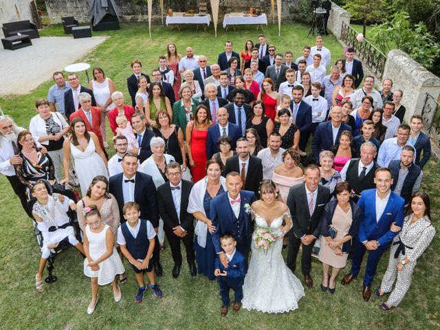 Le mariage de Yoann et Charlène à Archiac, Charente Maritime 50