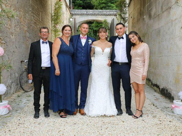 Le mariage de Yoann et Charlène à Archiac, Charente Maritime 53