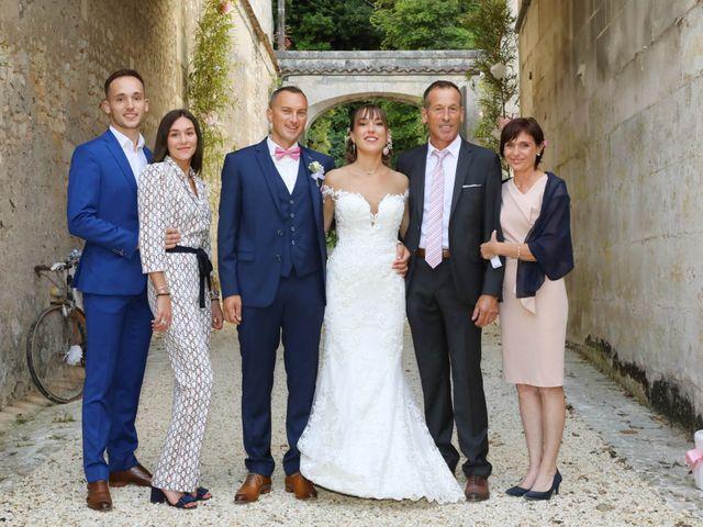 Le mariage de Yoann et Charlène à Archiac, Charente Maritime 54