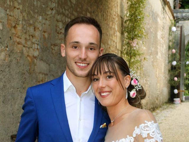Le mariage de Yoann et Charlène à Archiac, Charente Maritime 55