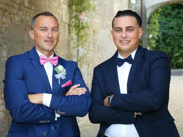 Le mariage de Yoann et Charlène à Archiac, Charente Maritime 56