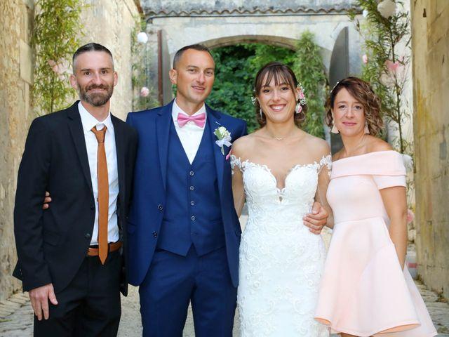 Le mariage de Yoann et Charlène à Archiac, Charente Maritime 57
