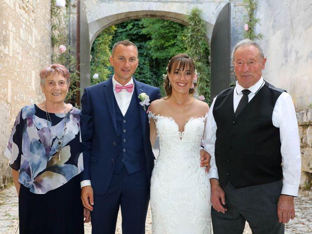 Le mariage de Yoann et Charlène à Archiac, Charente Maritime 58