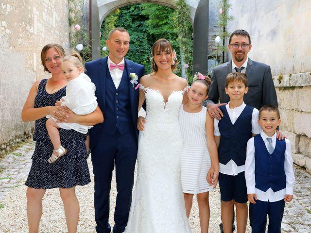 Le mariage de Yoann et Charlène à Archiac, Charente Maritime 59