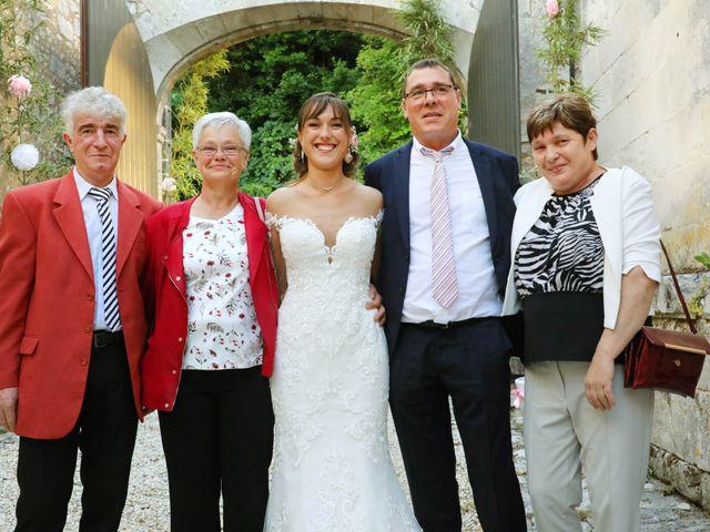 Le mariage de Yoann et Charlène à Archiac, Charente Maritime 60