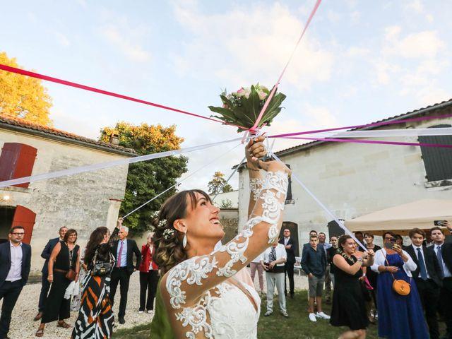 Le mariage de Yoann et Charlène à Archiac, Charente Maritime 61