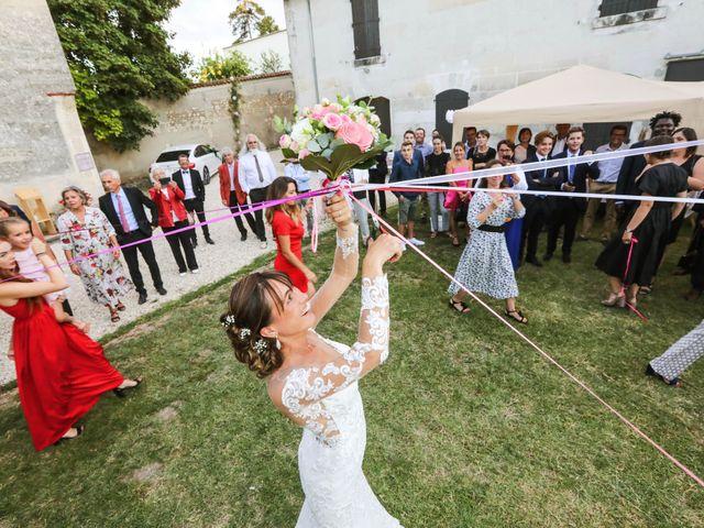 Le mariage de Yoann et Charlène à Archiac, Charente Maritime 62