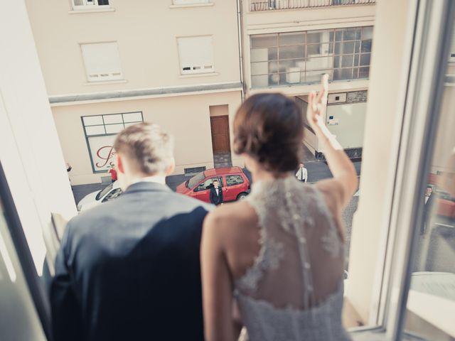 Le mariage de Julien et Audrey à Thionville, Moselle 22