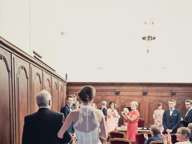 Le mariage de Julien et Audrey à Thionville, Moselle 28
