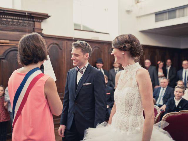 Le mariage de Julien et Audrey à Thionville, Moselle 29
