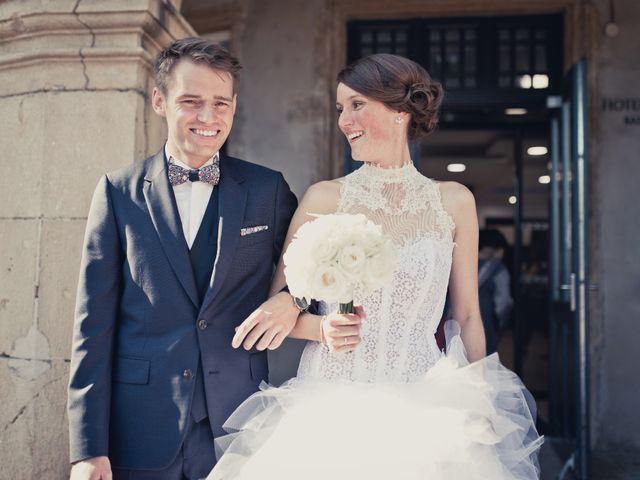 Le mariage de Julien et Audrey à Thionville, Moselle 34