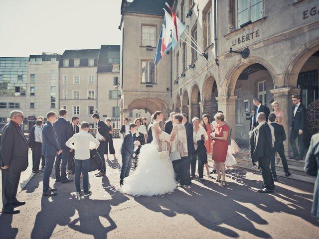Le mariage de Julien et Audrey à Thionville, Moselle 36