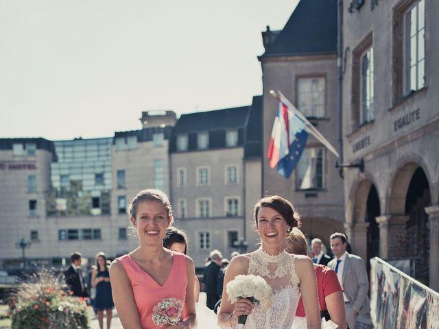 Le mariage de Julien et Audrey à Thionville, Moselle 37