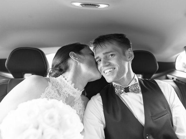 Le mariage de Julien et Audrey à Thionville, Moselle 38