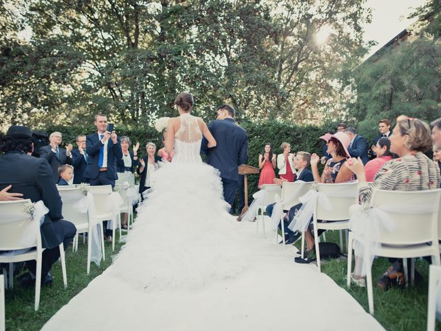 Le mariage de Julien et Audrey à Thionville, Moselle 43