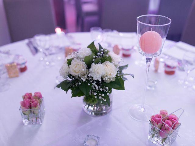 Le mariage de Julien et Audrey à Thionville, Moselle 53