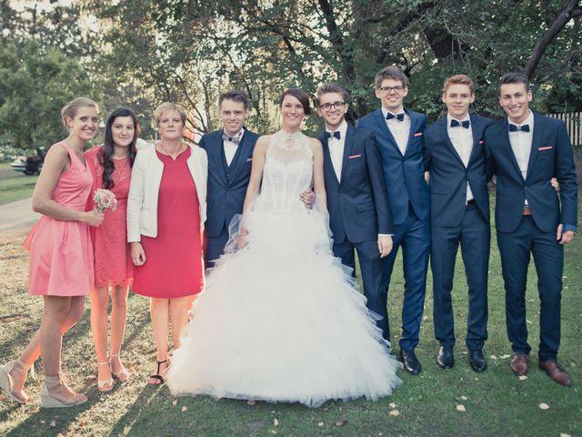Le mariage de Julien et Audrey à Thionville, Moselle 61