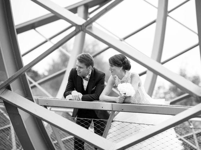 Le mariage de Julien et Audrey à Thionville, Moselle 65