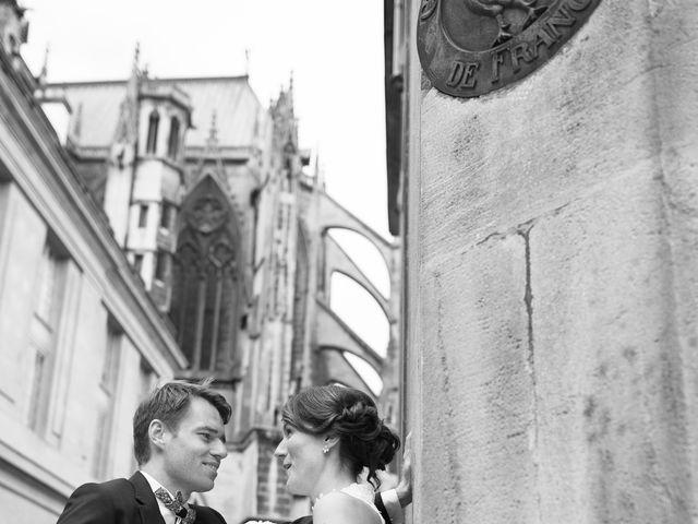 Le mariage de Julien et Audrey à Thionville, Moselle 75
