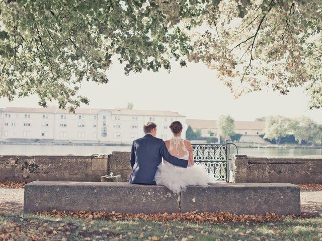 Le mariage de Julien et Audrey à Thionville, Moselle 82