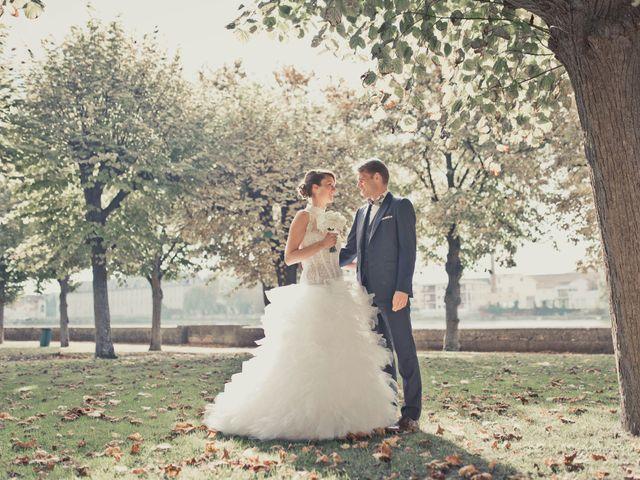 Le mariage de Julien et Audrey à Thionville, Moselle 83