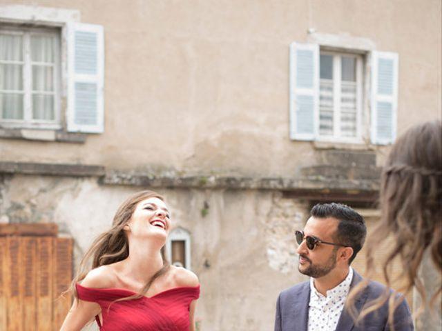 Le mariage de Antoine et Regina à Saint-Sandoux, Puy-de-Dôme 3